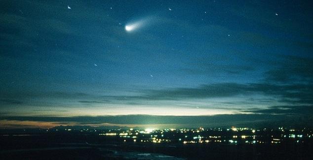 Resultado de imagem para Misteriosa bola de fogo no céu causa pânico nos EUA