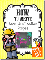 How to write amazing explanations and allign your products to the Common Core so that your units are teacher friendly and sell like crazy-from Growing Firsties