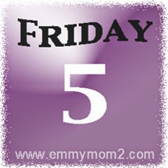 Emmy Friday 5