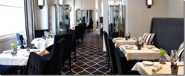 Frederic Simonin Restaurant