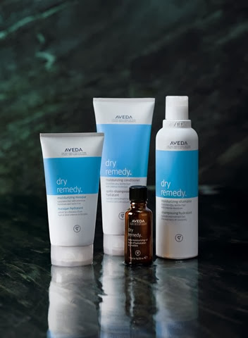 Aveda Dry Remedy range - lifestyle