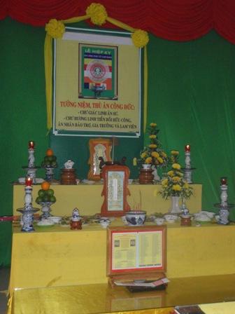 Lễ Hiệp Kỵ GĐPT Cam Ranh – 2011