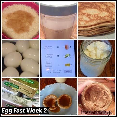 Egg Fast Weel 2