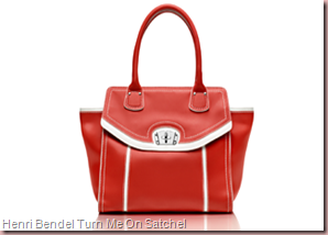 Henri Bendel Turn Me On Satchel
