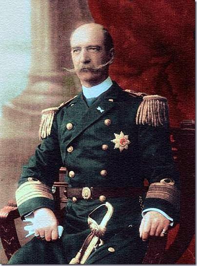 Jorge I Rey de Grecia