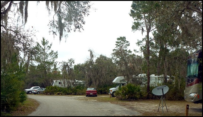 06d - Little Manatee River SP- Campground