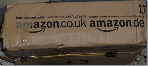 Amazon UK Package