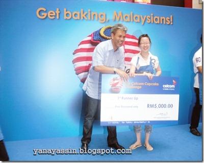 Pemenang Celcom Cupcake  233