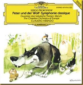 Prokofiev Sinfonía Clásica Abbado DG