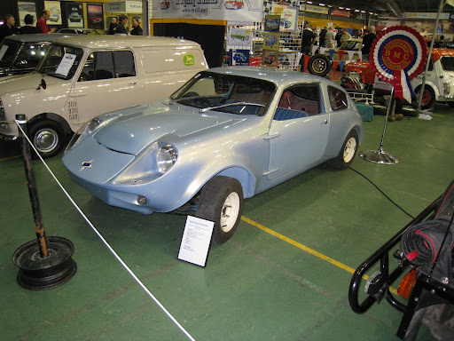 Mini Marcos Mk IV 1979