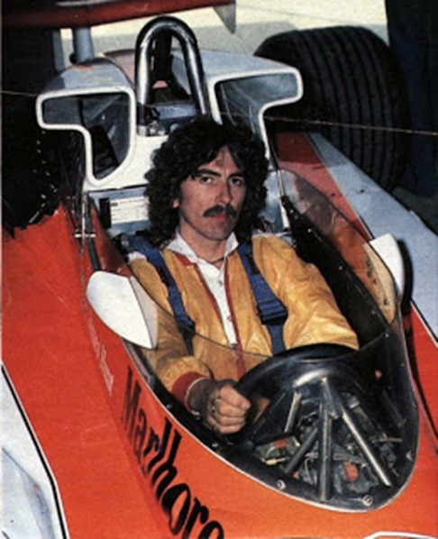 George Harrison McLaren Formula 1 One