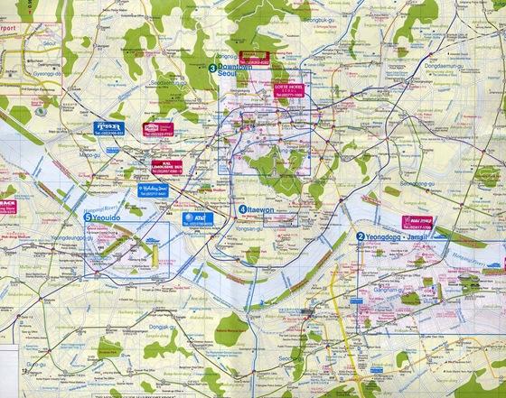 Seoul-City-Map