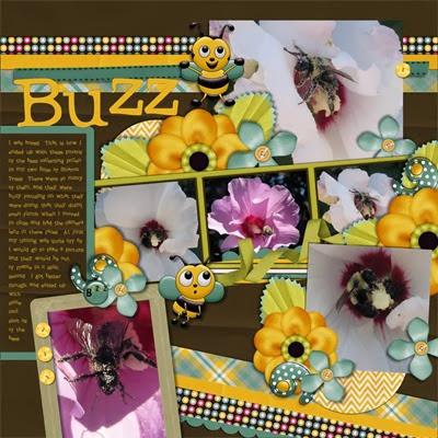 MMTS & TJD - All a Buzz - Buzz