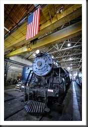 B&O Number 5300 President Washington 4-6-2 Pacific