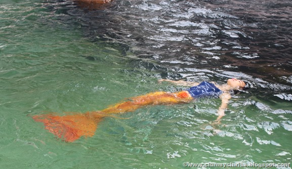 Live Your Dream, Swim like a Mermaid at the Manila Ocean Park