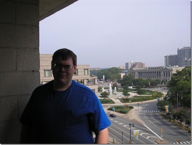 Kevin in Philadelphia