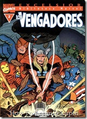 P00002 - Biblioteca Marvel - Avengers #2