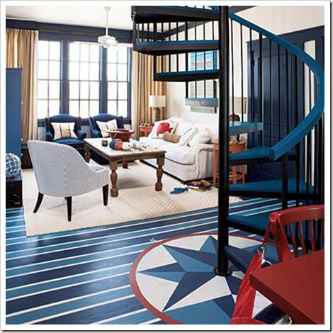 piso pintado escada3
