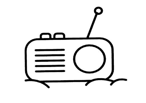 Imagenes del radio para dibujar - Imagui