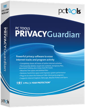 PC Tools Privacy Guardian 4.5 download gratis