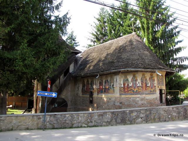 biserica Olari - Curtea de Argeș