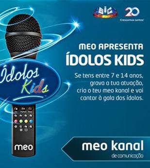 Kids no MEO Kanal