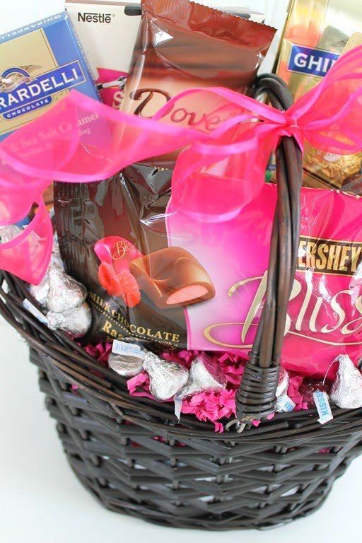 chocolate gift basket giveaway