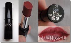 kiko dark heroine latex lip 01