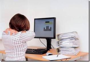 Tetap Sehat Bekerja Dengan Komputer