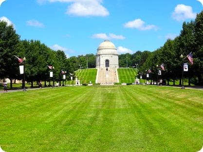 McKinley tomb