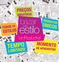 Bazar com Estilo - Le Postiche