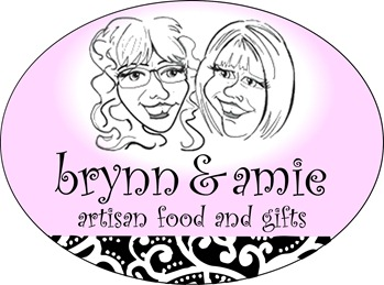 Brynn and Amie logo