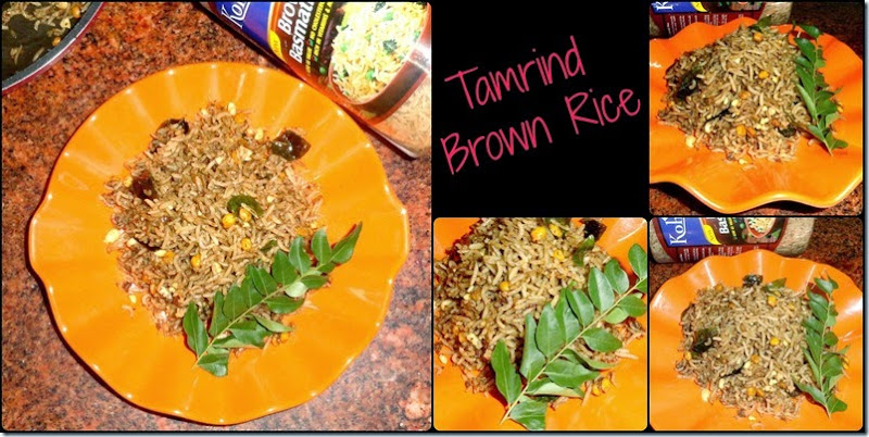 Tamrind Brown Rice