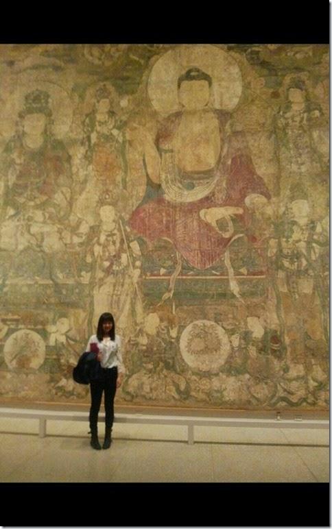 趙城廣勝寺壁畫
