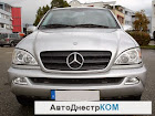 продам авто Mercedes ML 270 M-klasse (W163)