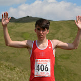 English Junior Uphill U16  champs 2013