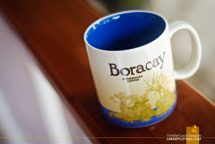 Boracay Starbucks Mug - Front