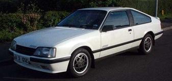 Opel Monza 1978