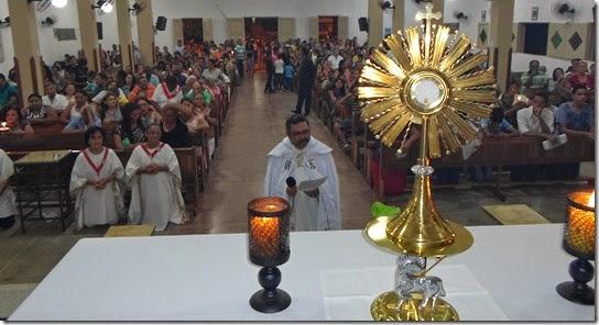 Paróquia São Francsico - Corpus Christi (26)