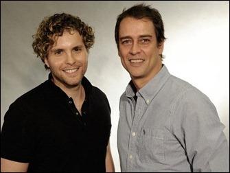 Thiago Fragoso e Marcello Anthony