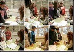 firmando grupo 1