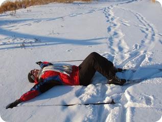 лыжи 187