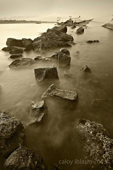 long exposure by caloy iblasin