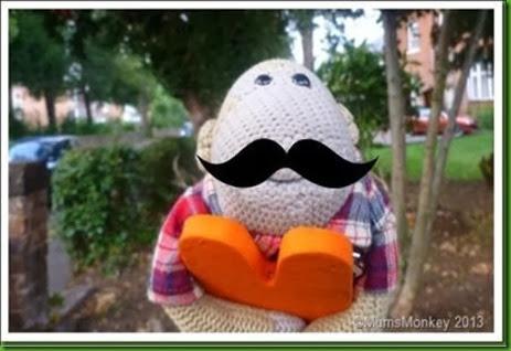Movember 2013.