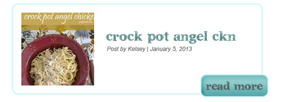 Crock Pot Angel Chicken