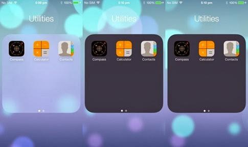 Principales cambios y novedades de iOS 7.1