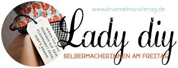 LOGO Lady diy