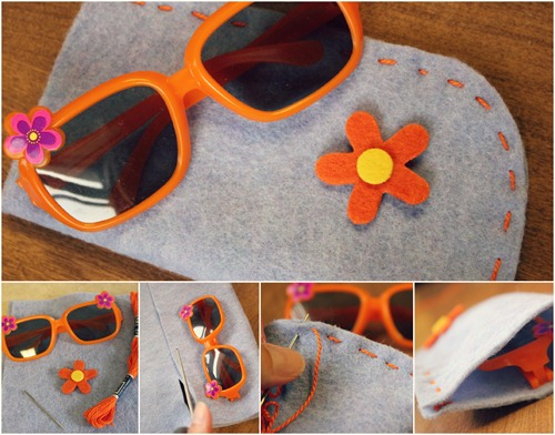 Kids Sunglass Case