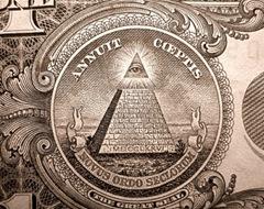 maçonaria pirâmide dolar - Priscila e Maxwell Palheta