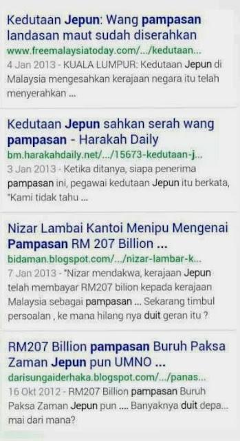 Anwar Dihalang Untuk Korek Rahsia Wang Pampasan?
